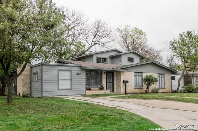 427 Rosemont Dr, San Antonio, TX 78228 (MLS #1446967) :: BHGRE HomeCity San Antonio