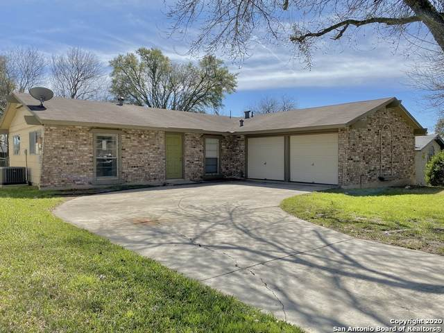 214 La Jolla Dr, Live Oak, TX 78233 (MLS #1446971) :: Concierge Realty of SA