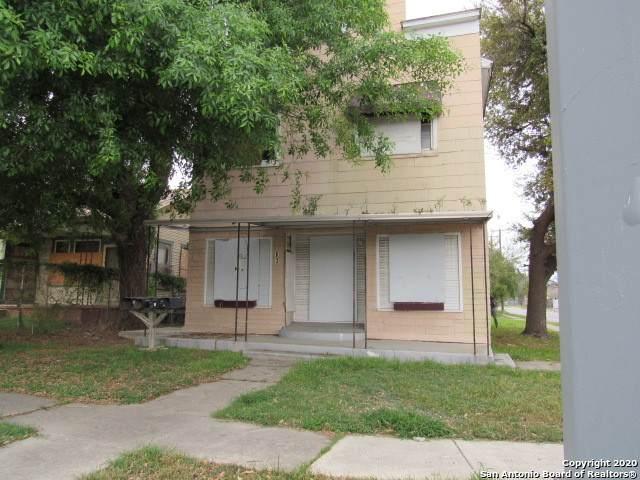 631 Carolina St, San Antonio, TX 78210 (MLS #1447075) :: Reyes Signature Properties