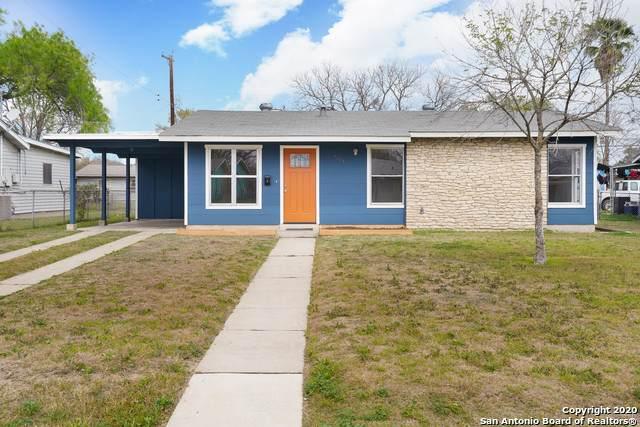 4123 King Krest Dr, San Antonio, TX 78219 (MLS #1447083) :: Vivid Realty