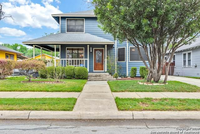 307 Linares St, San Antonio, TX 78225 (MLS #1447116) :: Neal & Neal Team