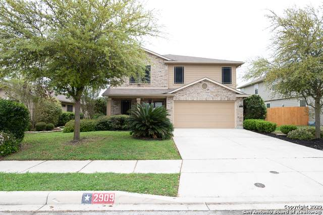 2909 Ashwood Rd, Schertz, TX 78108 (MLS #1447153) :: The Castillo Group