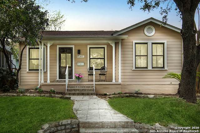 407 Abiso Ave, Alamo Heights, TX 78209 (MLS #1447173) :: BHGRE HomeCity
