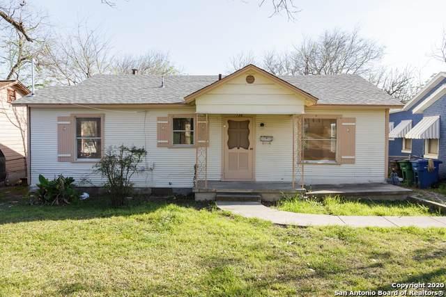 136 Nelson Ave, San Antonio, TX 78210 (MLS #1447191) :: Tom White Group
