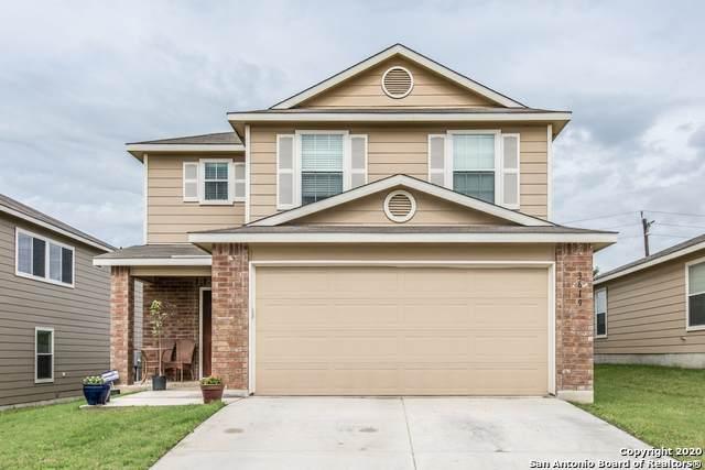 3619 Bisley Pass, San Antonio, TX 78245 (MLS #1447385) :: BHGRE HomeCity San Antonio