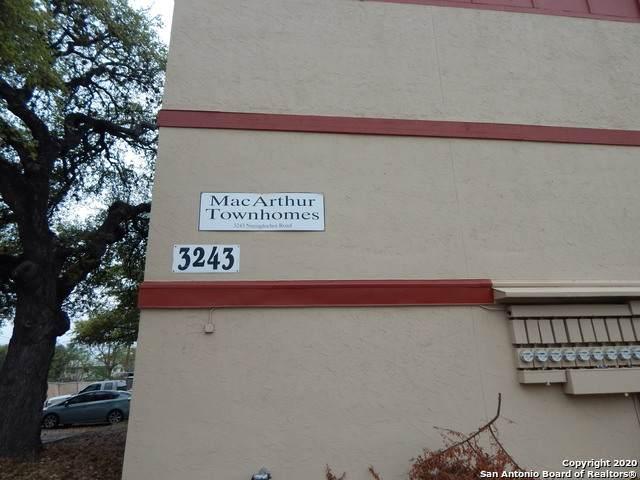 3243 Nacogdoches Rd #1102, San Antonio, TX 78217 (MLS #1447408) :: BHGRE HomeCity San Antonio