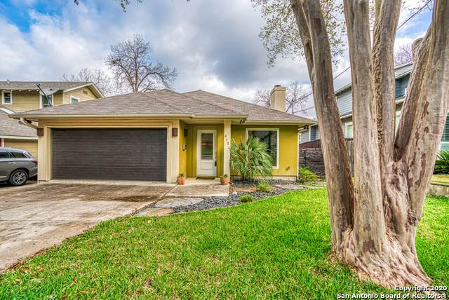415 Normandy Ave, Alamo Heights, TX 78209 (MLS #1447666) :: BHGRE HomeCity