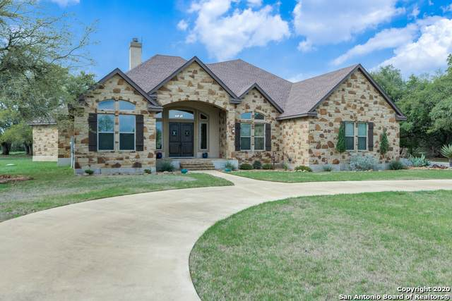 1191 Horseshoe Falls, Bandera, TX 78003 (MLS #1447687) :: Tom White Group