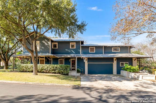 201 Alta Ave, Alamo Heights, TX 78209 (MLS #1447717) :: BHGRE HomeCity