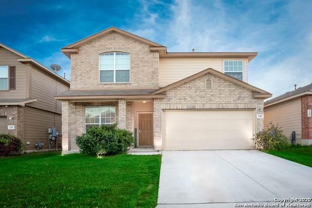 143 Katherine Way, San Antonio, TX 78253 (MLS #1447727) :: Tom White Group