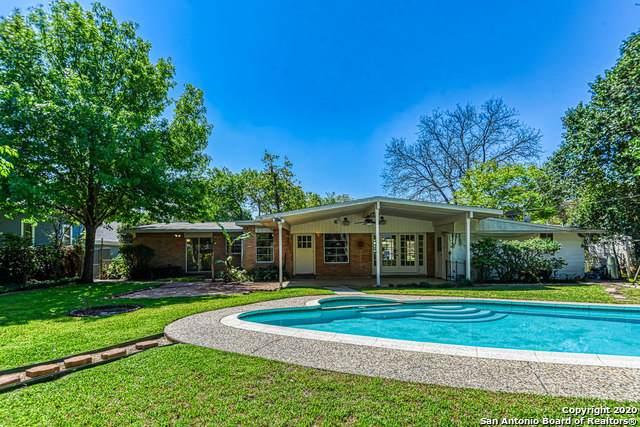 439 Laramie Dr, San Antonio, TX 78209 (MLS #1447878) :: Exquisite Properties, LLC