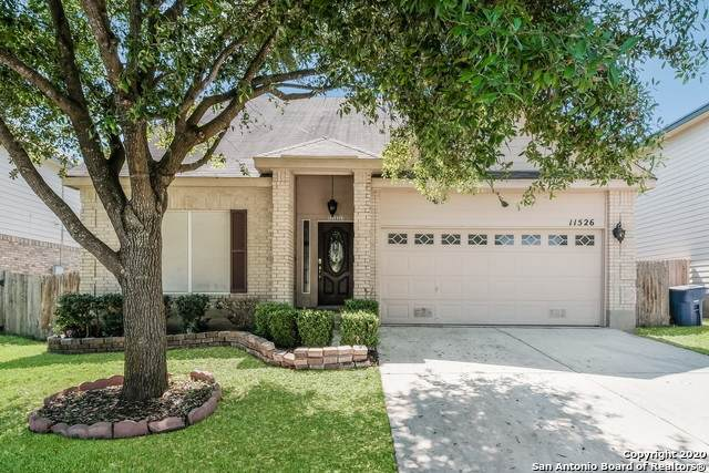 11526 Lingo, Helotes, TX 78023 (MLS #1447935) :: Santos and Sandberg