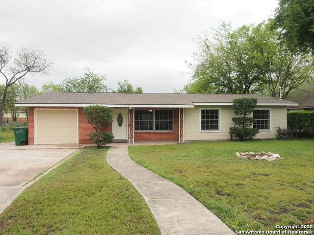 1031 John Page Dr, San Antonio, TX 78228 (MLS #1447973) :: The Gradiz Group
