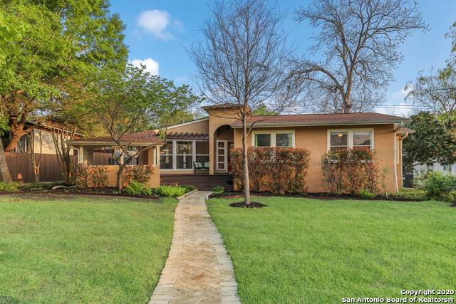 1117 Wiltshire Ave, Terrell Hills, TX 78209 (MLS #1447976) :: The Mullen Group | RE/MAX Access