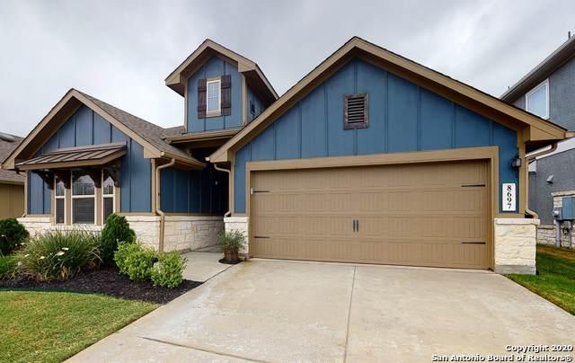 8697 Stackstone, Schertz, TX 78154 (MLS #1448013) :: 2Halls Property Team | Berkshire Hathaway HomeServices PenFed Realty