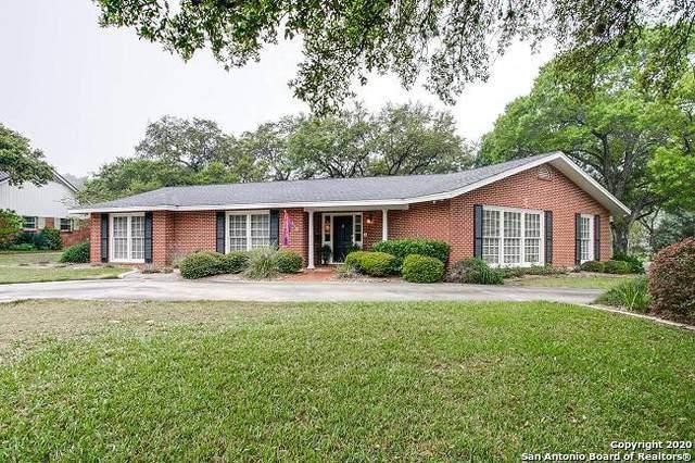 1927 Kenilworth Blvd, San Antonio, TX 78209 (MLS #1448092) :: Alexis Weigand Real Estate Group
