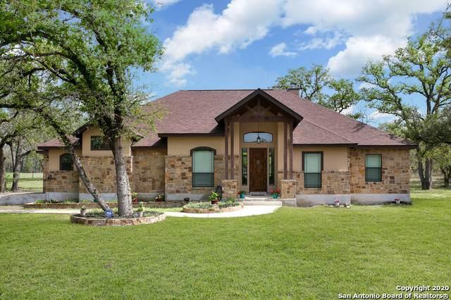 852 Paddy Rd, Floresville, TX 78114 (MLS #1448101) :: Maverick