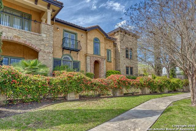 123 Eaton St #104, San Antonio, TX 78209 (MLS #1448112) :: Tom White Group