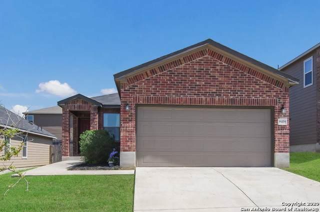 8418 Piedras Creek, San Antonio, TX 78252 (MLS #1448134) :: Berkshire Hathaway HomeServices Don Johnson, REALTORS®