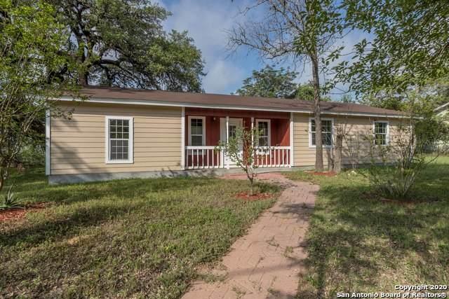 81 Encino Dr, San Antonio, TX 78073 (MLS #1448229) :: RE/MAX Prime
