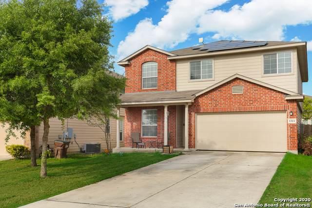 1311 Smoky Fennel, San Antonio, TX 78245 (MLS #1448317) :: The Gradiz Group
