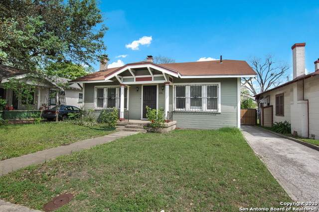 1227 Rigsby Ave, San Antonio, TX 78210 (MLS #1448349) :: The Gradiz Group