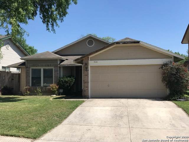 7118 Sunlit Trail Dr, San Antonio, TX 78244 (MLS #1448350) :: The Gradiz Group
