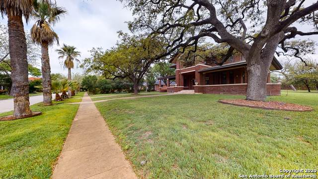 117 E Summit Ave, San Antonio, TX 78212 (MLS #1448403) :: Tom White Group