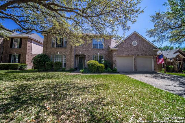 21 Grants Lake Dr, San Antonio, TX 78248 (MLS #1448439) :: Vivid Realty