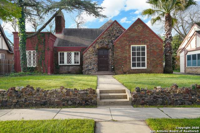 138 E Lullwood Ave, San Antonio, TX 78212 (MLS #1448459) :: The Mullen Group | RE/MAX Access