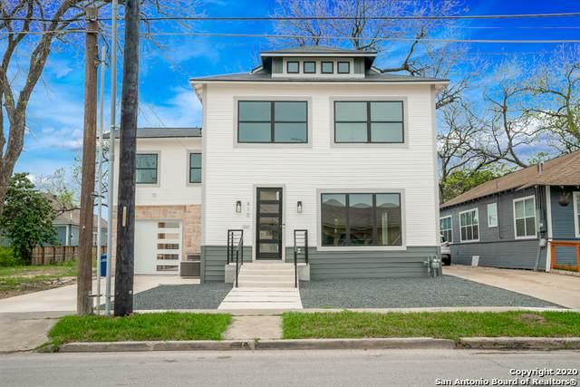 410 Pruitt Ave, San Antonio, TX 78204 (MLS #1448460) :: Alexis Weigand Real Estate Group