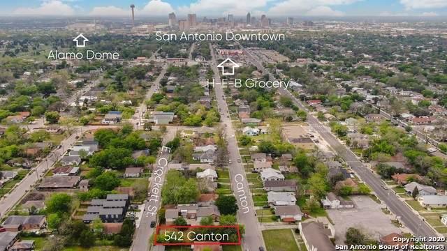 542 Canton, San Antonio, TX 78202 (MLS #1448570) :: The Mullen Group   RE/MAX Access