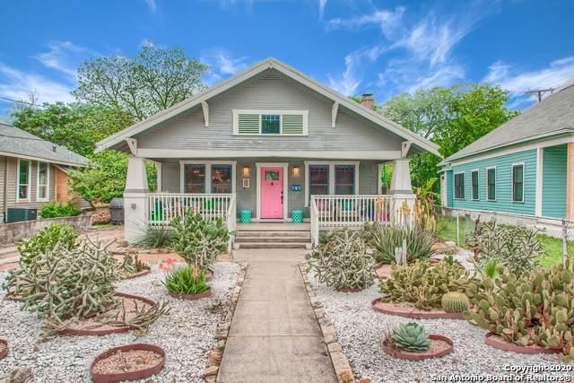 203 Hunstock Ave, San Antonio, TX 78210 (MLS #1448609) :: The Mullen Group | RE/MAX Access