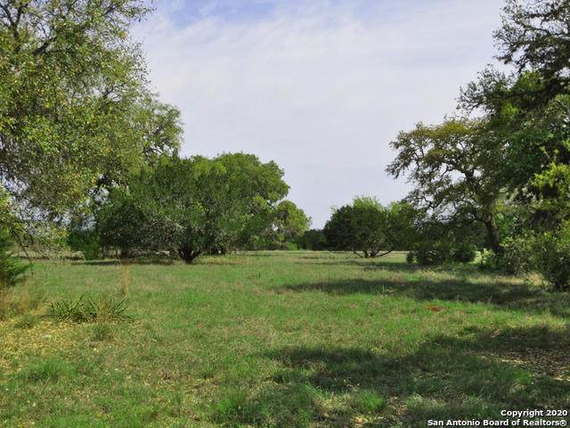 LOT 472 Horseshoe Fls, Bandera, TX 78003 (MLS #1448617) :: Tom White Group