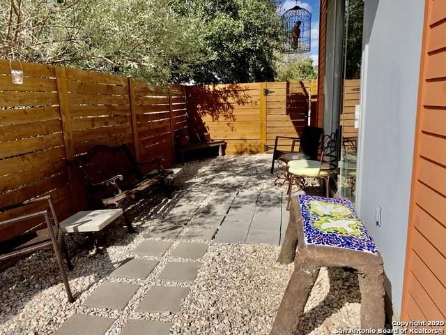 422 #4 Hays St, San Antonio, TX 78202 (MLS #1448641) :: Concierge Realty of SA