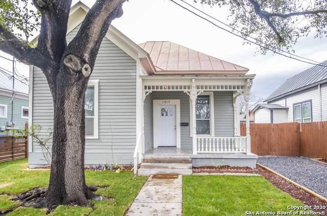 1017 N Palmetto St, San Antonio, TX 78202 (MLS #1448686) :: Concierge Realty of SA