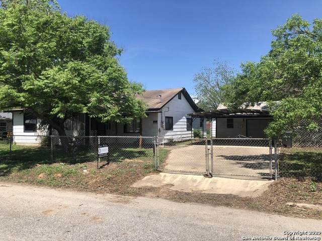 562 W Avenue B, Poteet, TX 78065 (MLS #1448700) :: The Mullen Group   RE/MAX Access