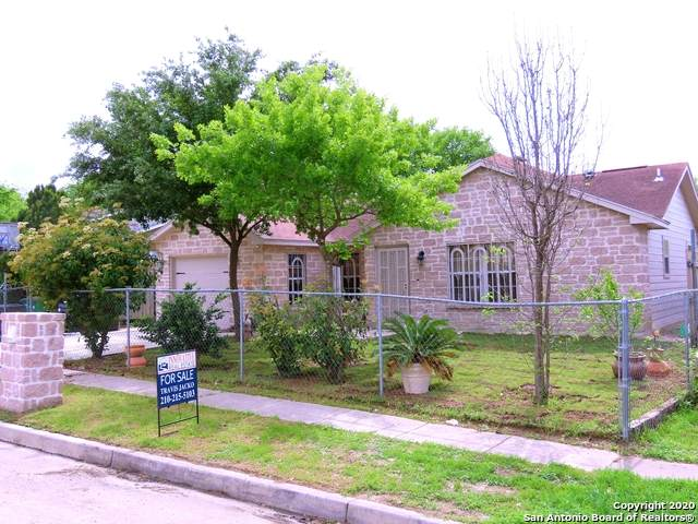 8619 Painted Teepee St, San Antonio, TX 78242 (MLS #1448729) :: Front Real Estate Co.