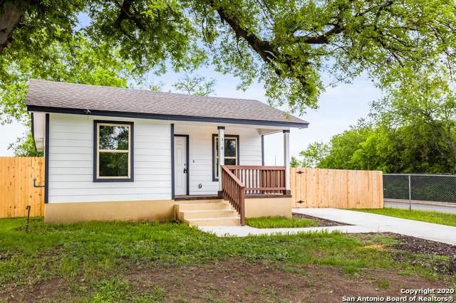 340 N San Felipe Ave, San Antonio, TX 78237 (MLS #1448737) :: Reyes Signature Properties