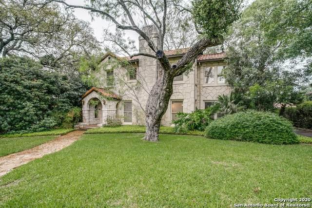 115 Mariposa Dr E, Olmos Park, TX 78212 (MLS #1448749) :: Vivid Realty