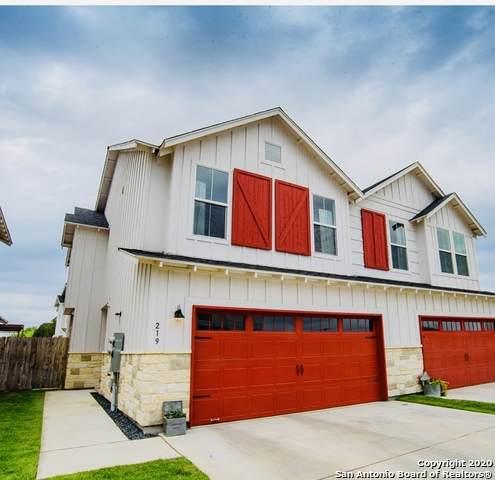 219 Sapphire #1001, New Braunfels, TX 78130 (MLS #1448758) :: Concierge Realty of SA