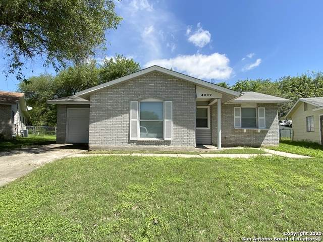 4907 Longfellow Blvd, San Antonio, TX 78217 (MLS #1448768) :: Concierge Realty of SA