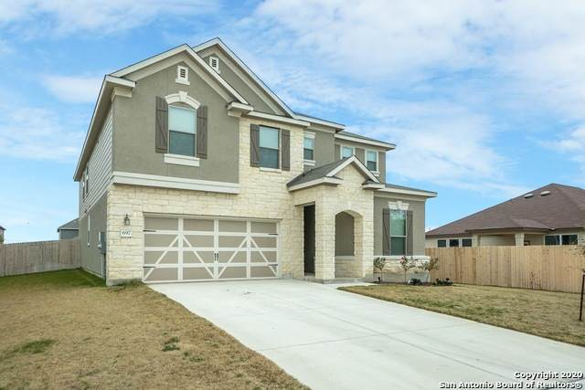 697 Valley Garden, New Braunfels, TX 78130 (MLS #1448781) :: Vivid Realty