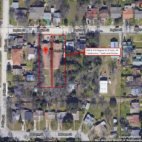 408 Regina St, San Antonio, TX 78223 (MLS #1448899) :: BHGRE HomeCity