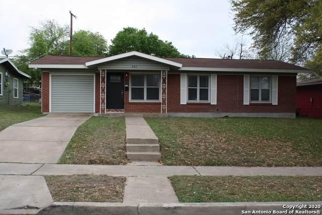 307 Lemur Dr, San Antonio, TX 78213 (MLS #1448963) :: NewHomePrograms.com LLC