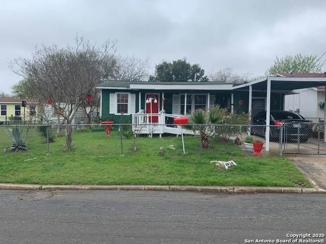 6031 Catalina Ave, San Antonio, TX 78201 (MLS #1448999) :: BHGRE HomeCity