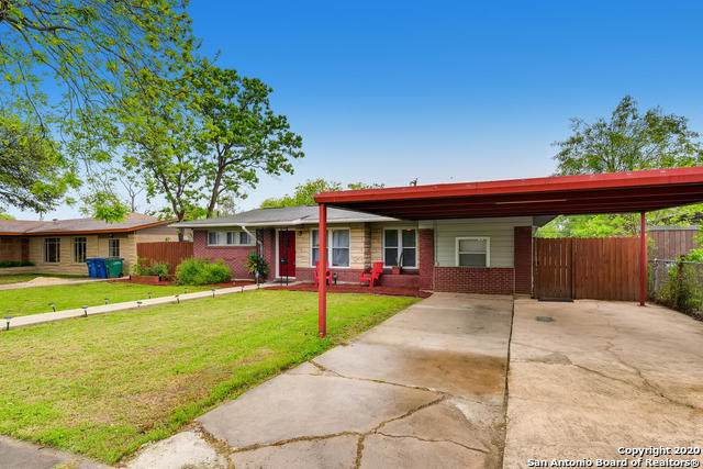 1306 Oblate Dr, San Antonio, TX 78216 (MLS #1449045) :: Vivid Realty