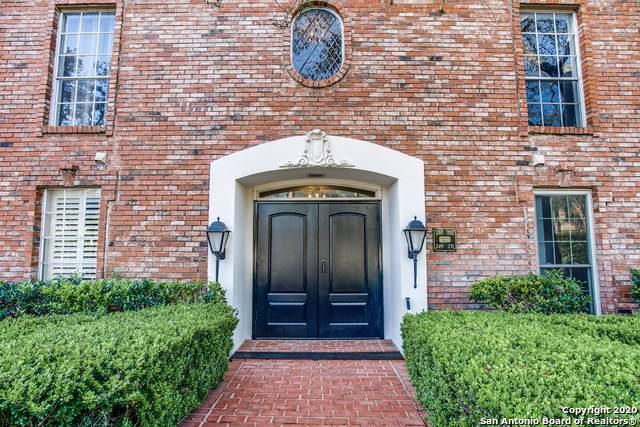 7500 Callaghan Rd #251, San Antonio, TX 78229 (MLS #1449078) :: NewHomePrograms.com LLC