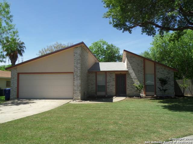 5531 Colewood St, San Antonio, TX 78233 (MLS #1449161) :: The Glover Homes & Land Group