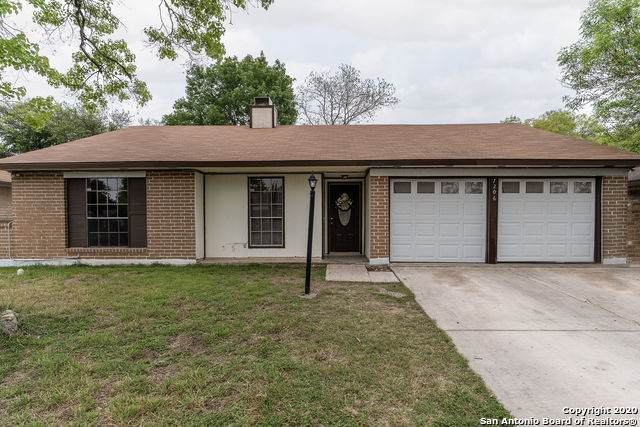 7206 Saddle Crk, San Antonio, TX 78238 (MLS #1449312) :: Berkshire Hathaway HomeServices Don Johnson, REALTORS®
